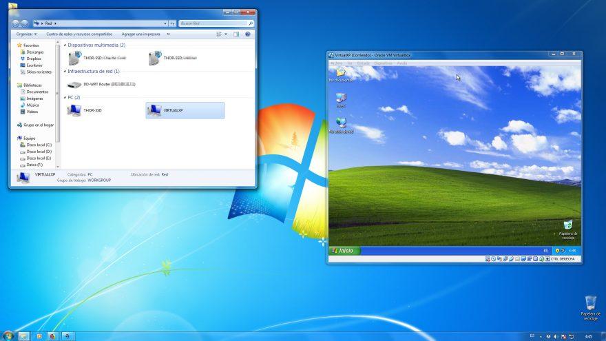 Cómo instalar máquinas virtuales en Windows