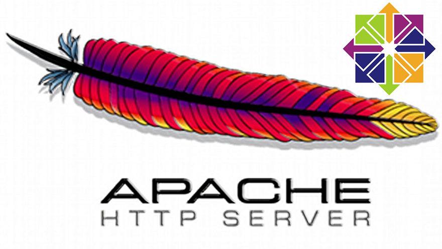 como instalar apache en centos 7