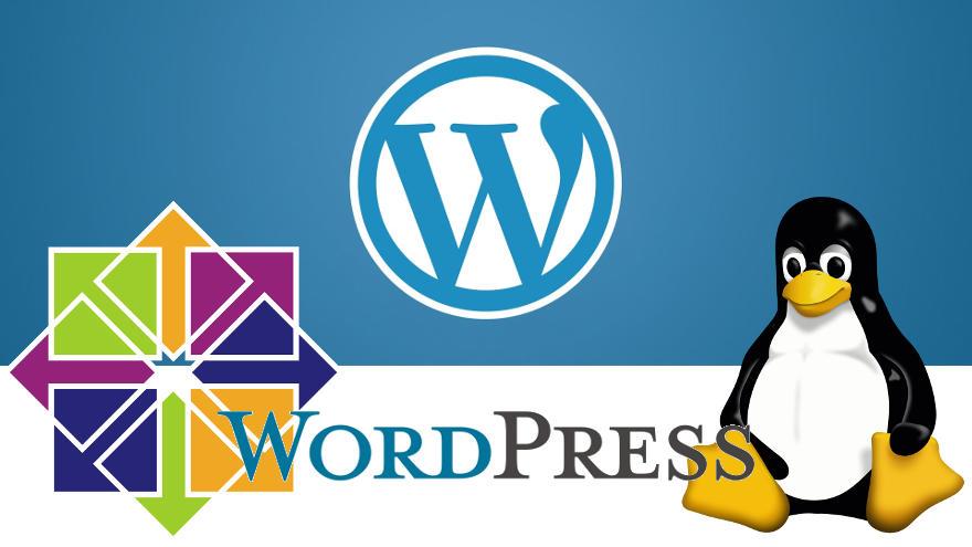 Cómo instalar WordPress en CentOS 7
