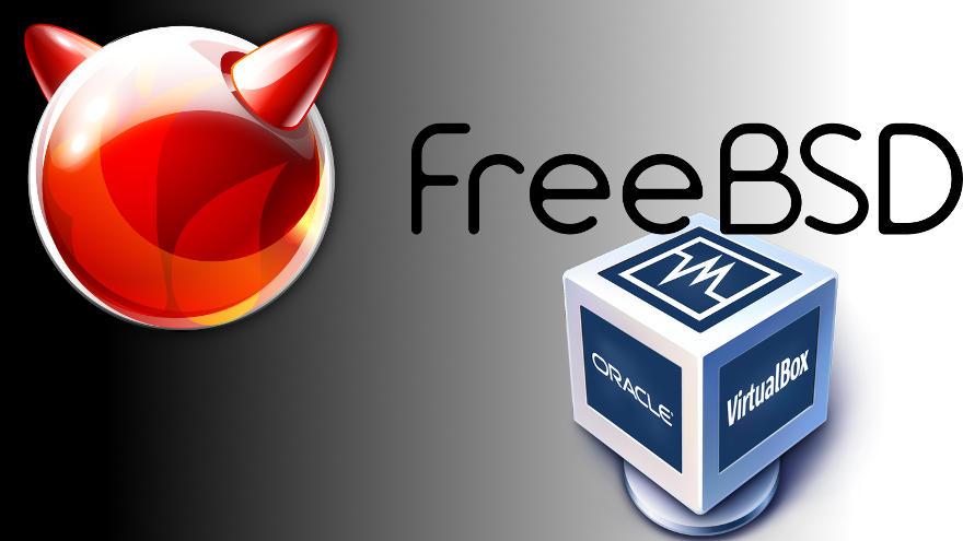 como instalar freebsd 11.2 en virtualbox