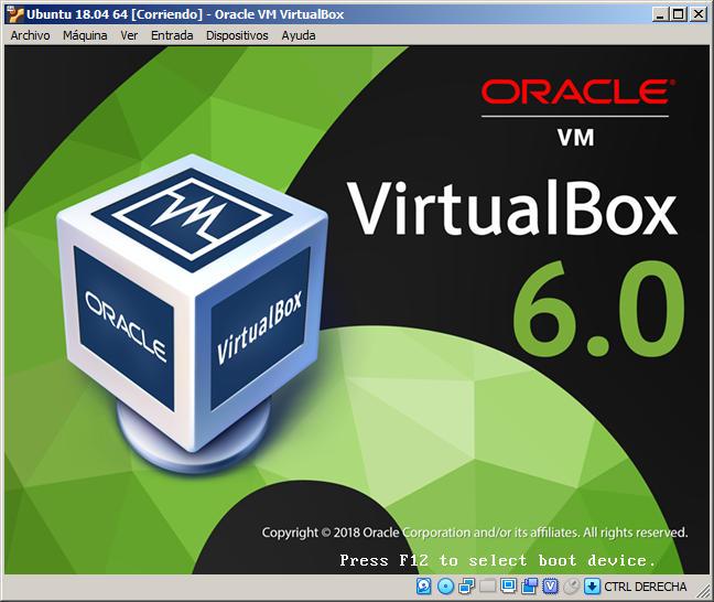 como instalar ubuntu en virtualbox