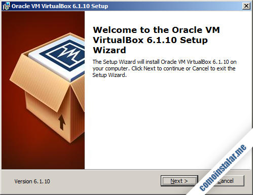 como instalar virtualbox en windows 7