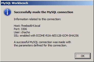 conexion remota mysql en freebsd 12
