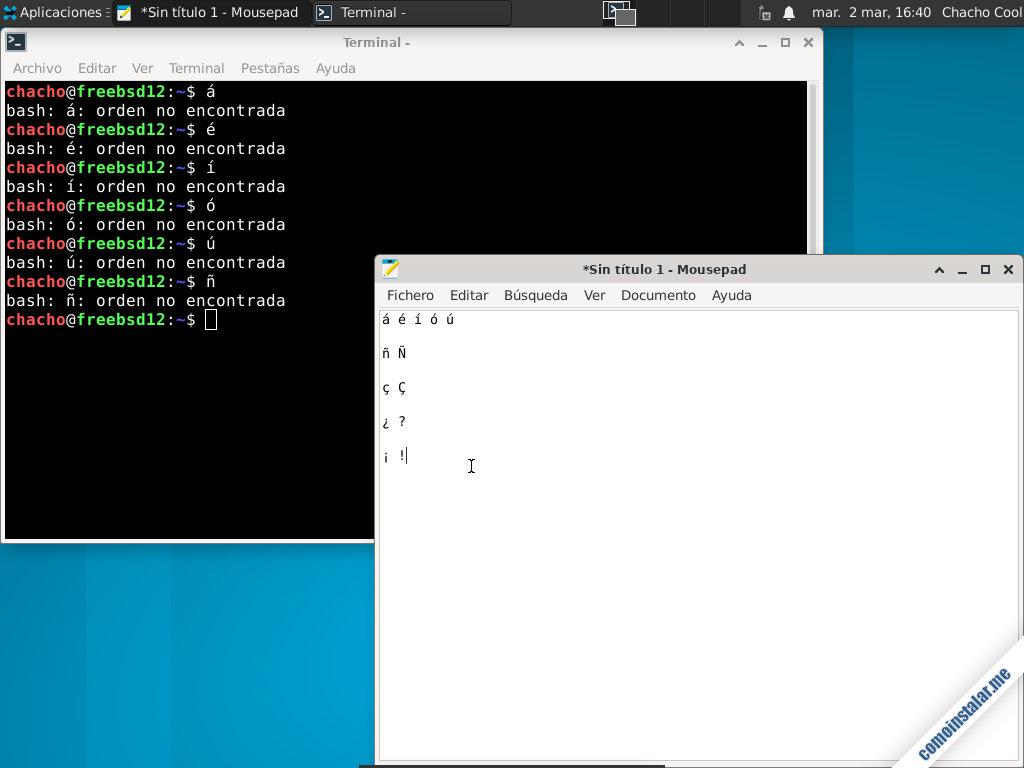 ▷ Como instalar X-Window con Xfce en FreeBSD 12 - [2019