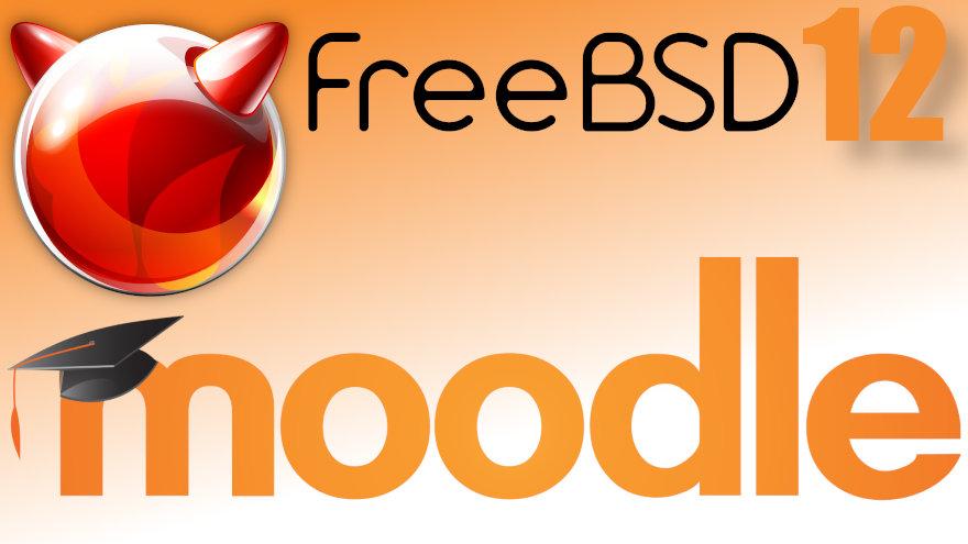 Cómo instalar Moodle en FreeBSD 12