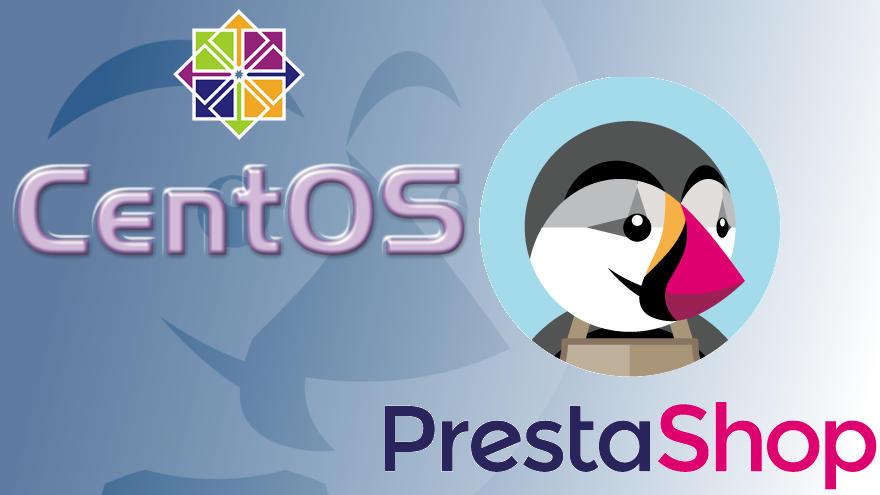 Cómo instalar PrestaShop en CentOS 7