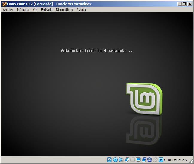 como instalar linux mint 19.2 tina en virtualbox