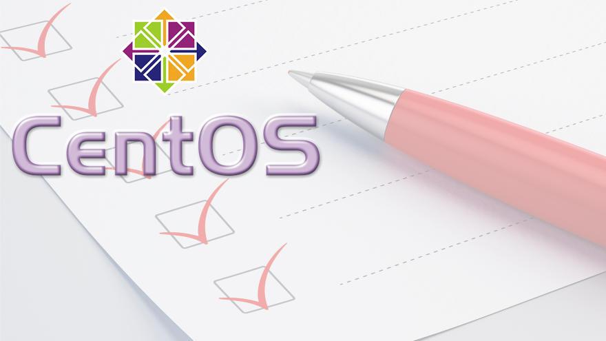 Qué hacer después de instalar CentOS 7