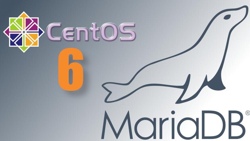 Cómo instalar MariaDB en CentOS 6