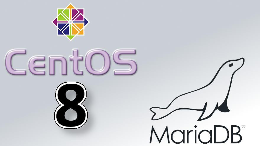 Cómo instalar MariaDB en CentOS 8