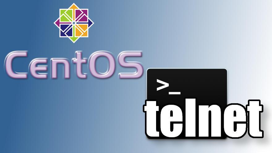 Cómo instalar telnet en CentOS 7