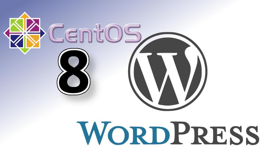 Cómo instalar WordPress en CentOS 8